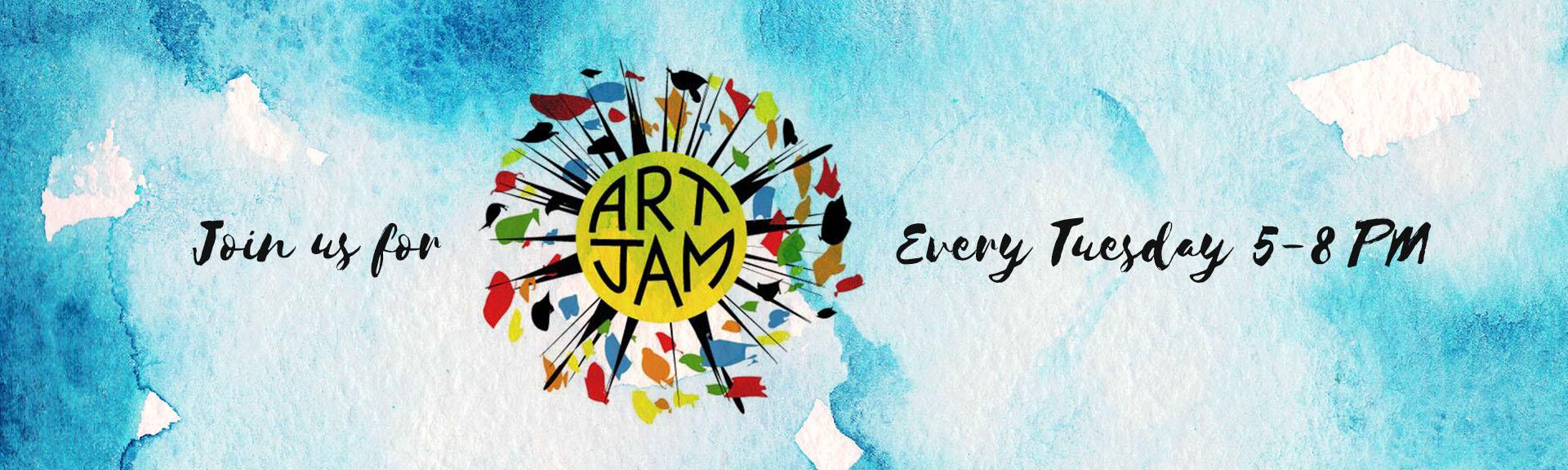 Art Jam Page Image